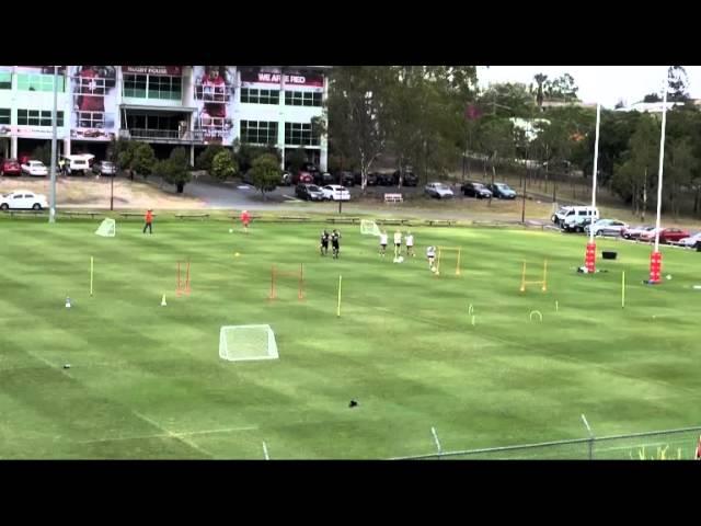Soccer Speed & Agility Circuit
