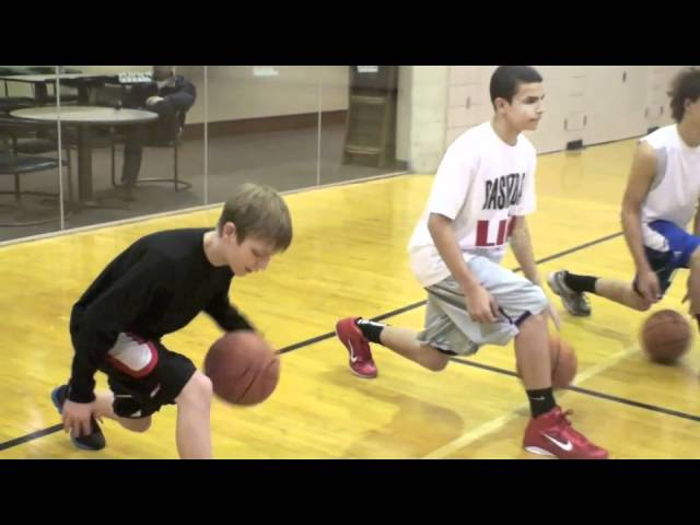 Basketball Speed and Agility training