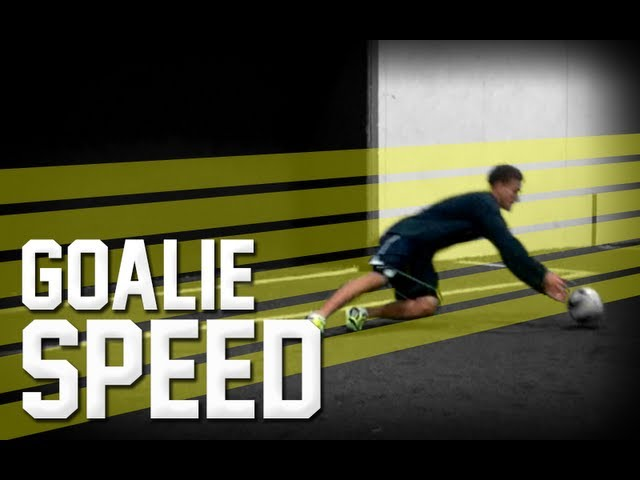 Soccer Goalie Drill | Goalie Speed | Goalie Agility