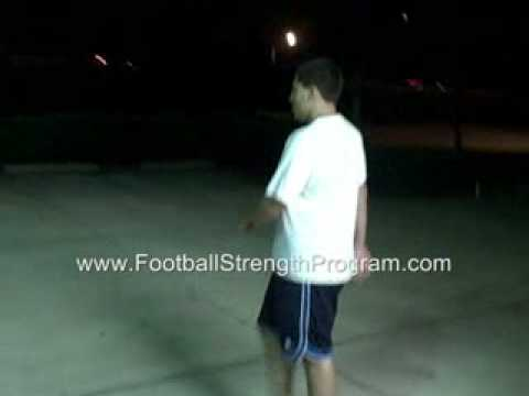 Speed and Agility Game For Football Training