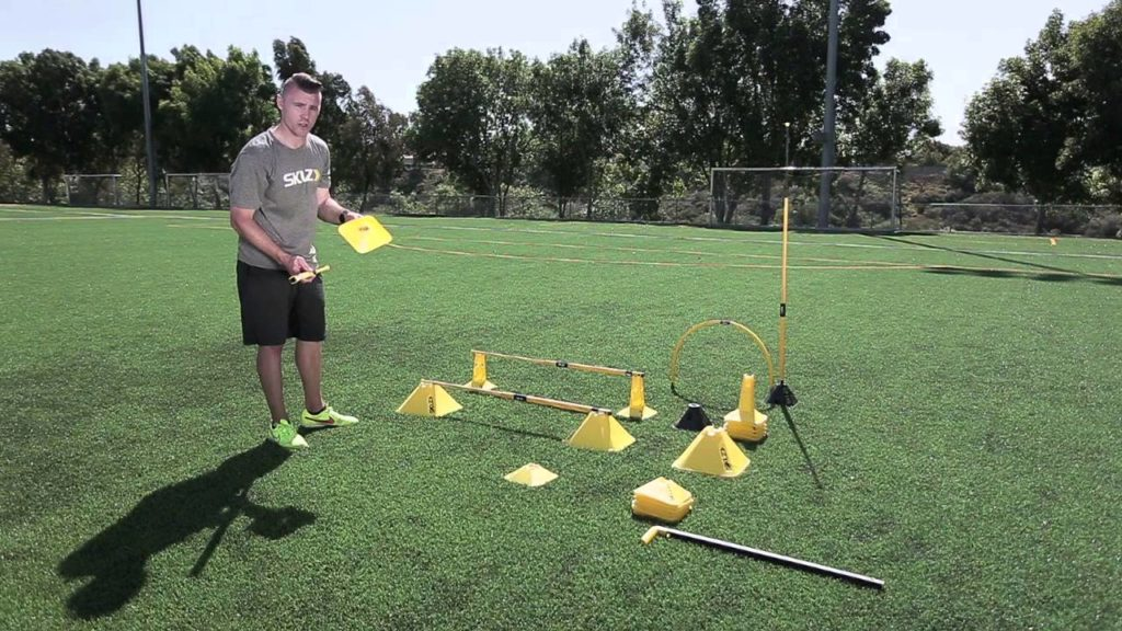 Soccer Speed & Agility Training with the Pro Training System