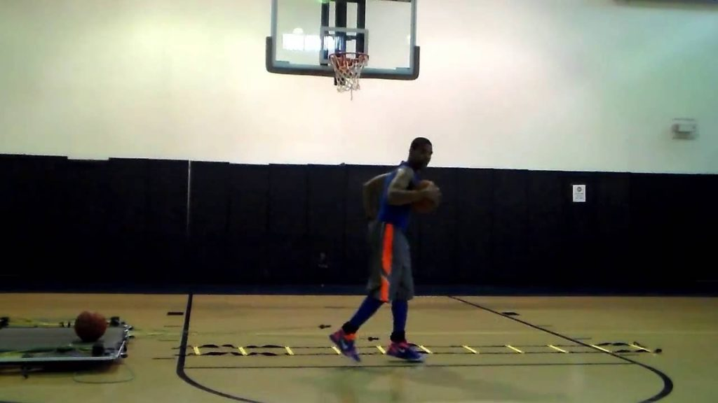 How to do Vertimax Basketball Training   Vertimax Speed & Agility Training Part 1
