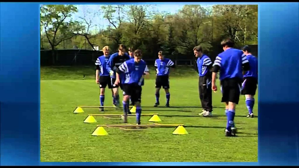 DVD Coordination Soccer Training 2 – Coordination, Agility and Speed Training for all sports