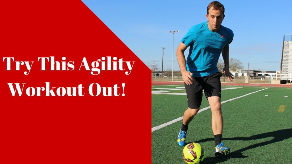 Soccer Agility Drills With The Ball | Online Soccer Skills