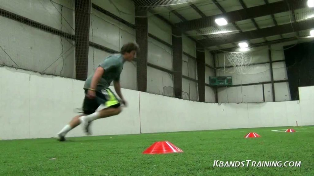 1-2-3 Cone Drill | Agility Training | Speed Training
