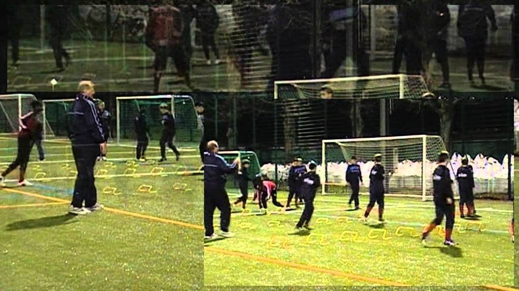 SAQ® Football Coaching Session – Improve Your Speed, Agility & Quickness