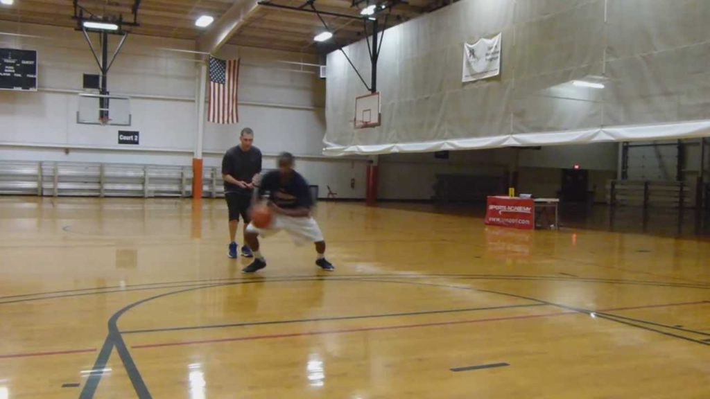 Speed and Agility for Basketball Players – Crossover Steps