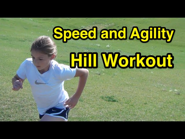 Speed and Agility Training | Hill Workout | Sam Gordon