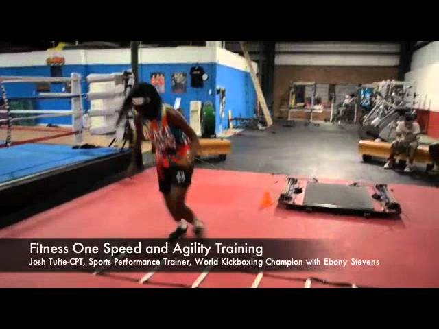 Basketball player speed and agility training in Kernersville N.C