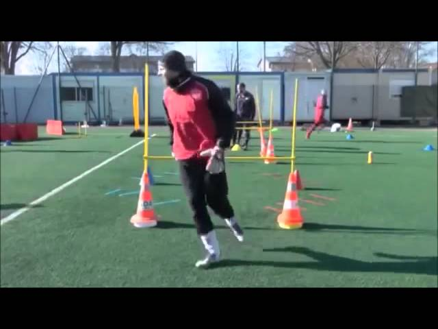 Soccer Coordination and Agility Drills