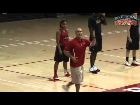 Kyle Tarp: Speed, Agility and Quickness for Basketball