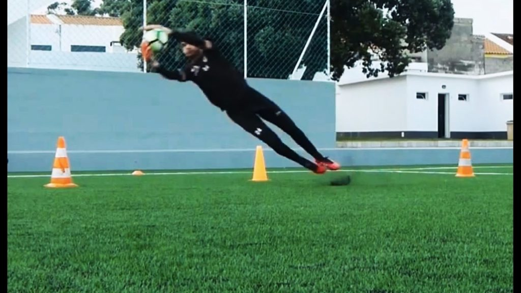 Goalkeeper Training ● Ultimate Training Drills ● Reflex, Agility, Technique, Vision
