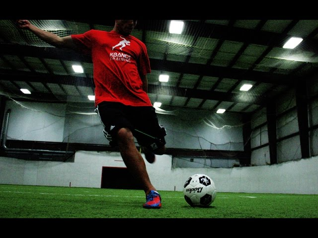Highlight Video: Soccer Speed and Agility Drills