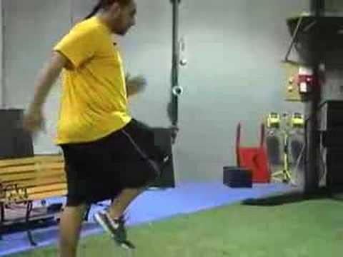 Agility Ladder Drills for Football