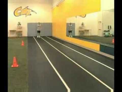 Basketball Drills & Agility Workouts : Basketball Drills & Agility Workouts: 360-Degree Turn