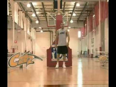 Basketball Drills & Agility Workouts : Basketball Drills & Agility Workouts: The Ollie Shuffle