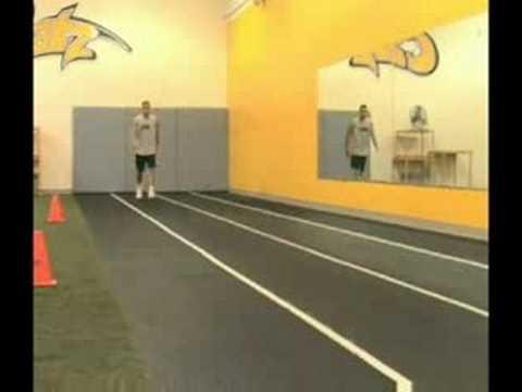 Basketball Drills & Agility Workouts : Basketball Drills & Agility Workouts: 180-Degree Turn