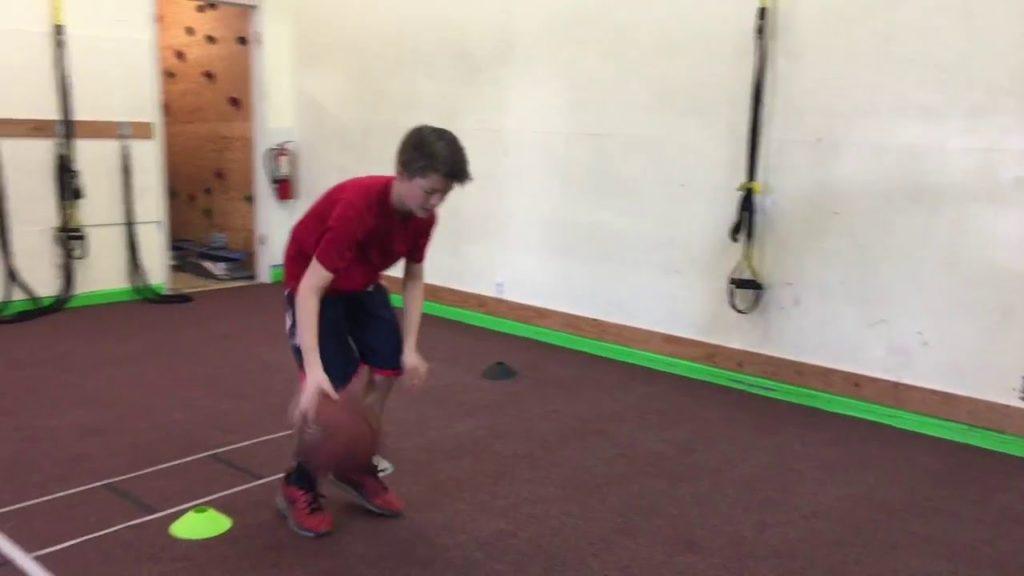 Jordan painter basketball/Agility drills