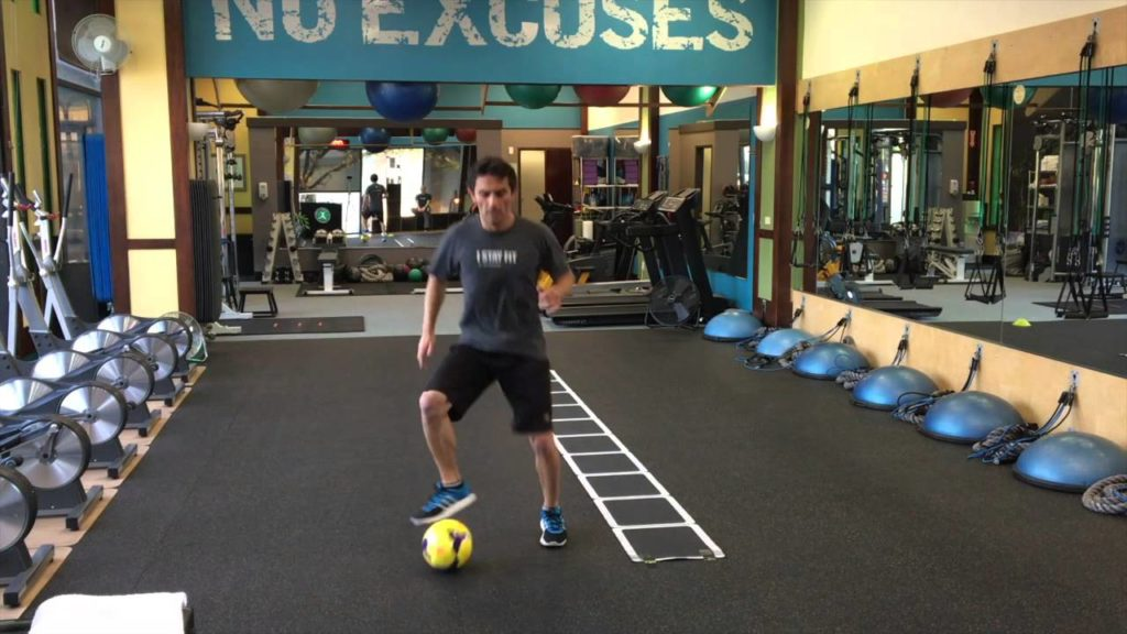 Agility and Speed Training for Soccer