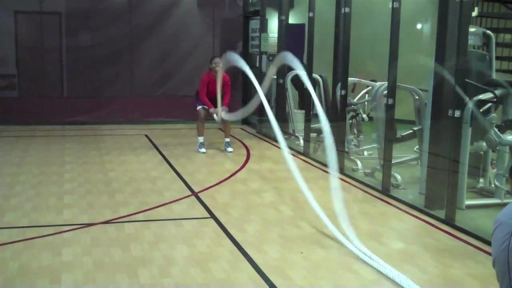 Basketball Agility and Conditioning
