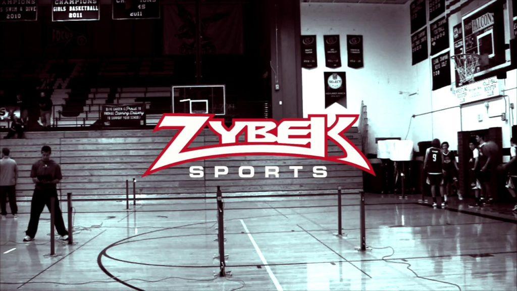Basketball Combine – Reactive Agility Testing – Zybek Sports