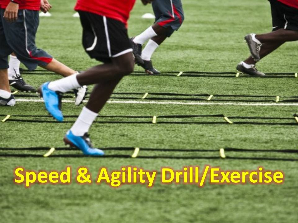 Soccer/Football Speed and Agility drill/exercise
