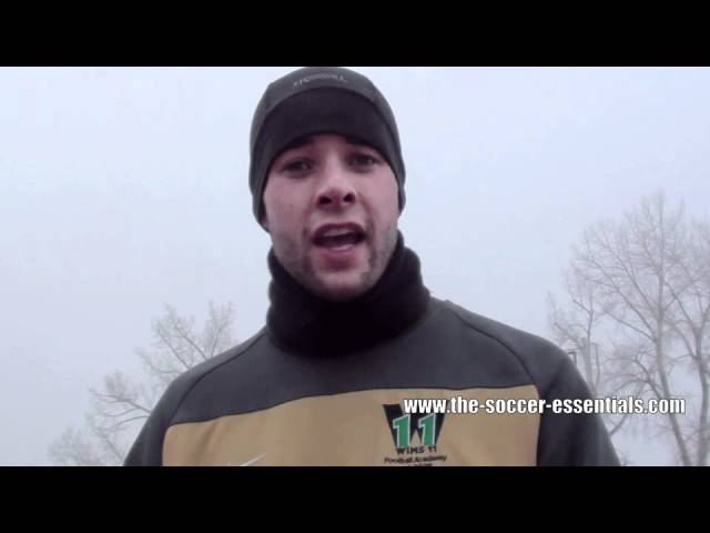 Agility Exercises and Agility Drills For Soccer