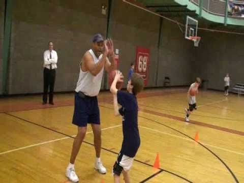 Youth basketball – speed and agility – How to increase vertical and quickness | Part 2