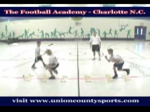 Youth Football – Speed and agility drills for youth athletes