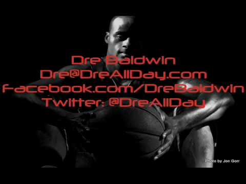 Dre Baldwin: Basketball Speed/ Agility/ Quickness Drill | Defensive Footwork NBA Fit Offseason