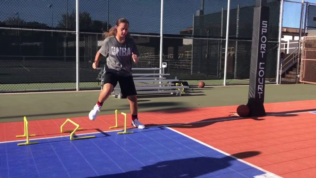 Agility, Conditioning, Balance and Explosion Training with Heads UP Basketball