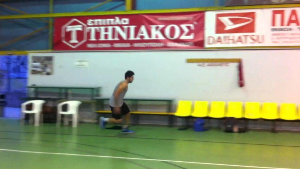 Max Basketball Speed, Agility