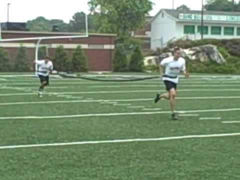 Learn Speed Training Drills for Football and Soccer Speed Agility Quickness