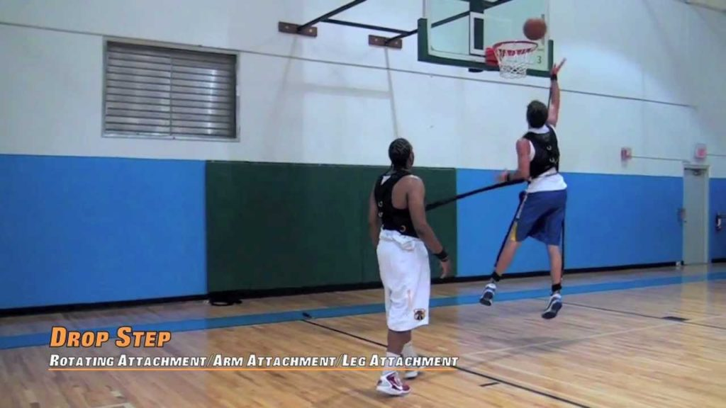 MovementDr.com 1Vest Basketball Speed Agility Quickness Training Drills