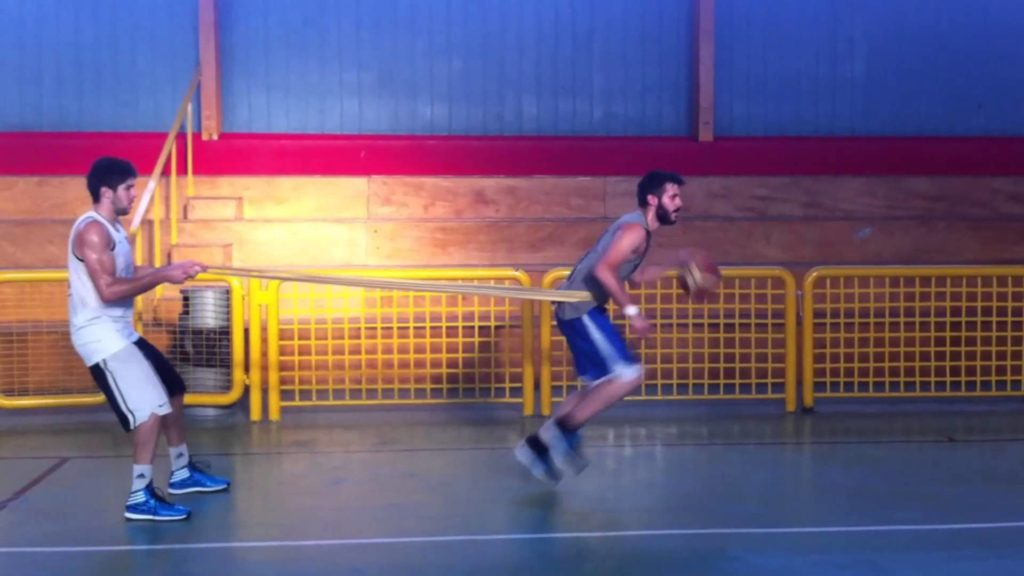 Max Basketball Speed, Agility 2