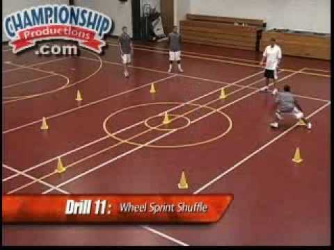 Alan Stein:  130 Pro Power Speed, Quickness and Reaction Drills