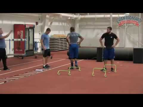 Movement Efficiency: Progressions for Agility and Plyometrics