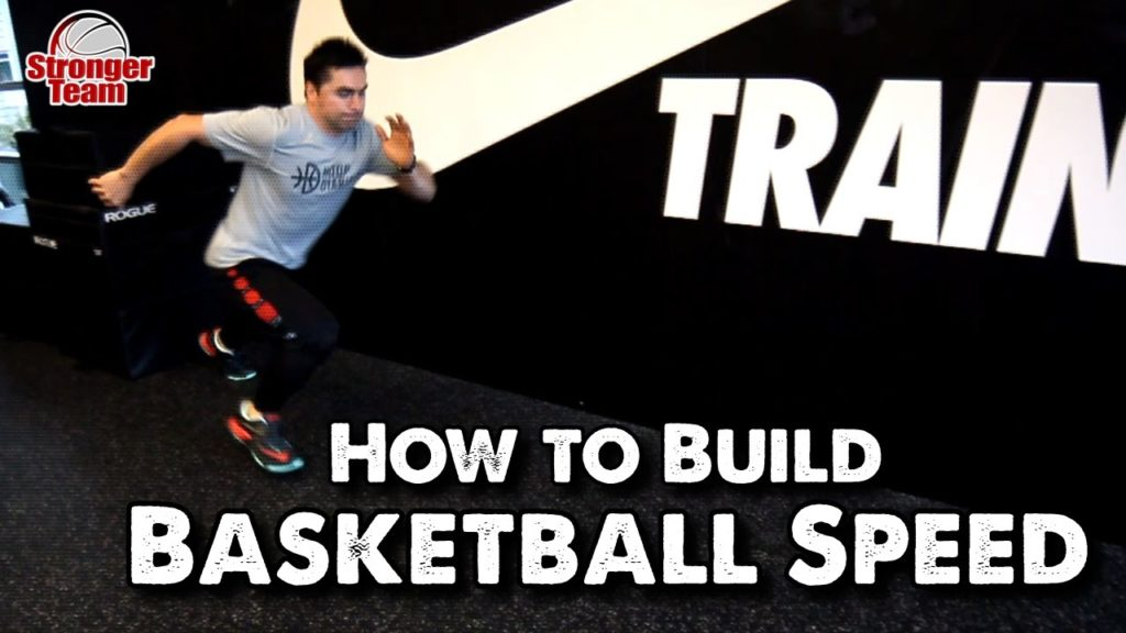 How to Build Basketball Speed