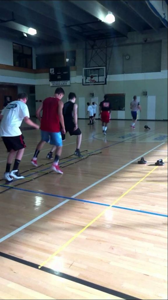Best Basketball Skills & Drills – Speed and Agility – Explosive Ladder Drills