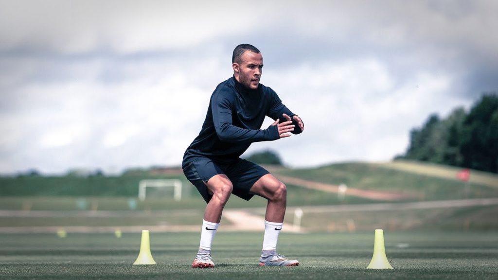Nike Academy: Pre-season – Deceleration Progressions [Agility]