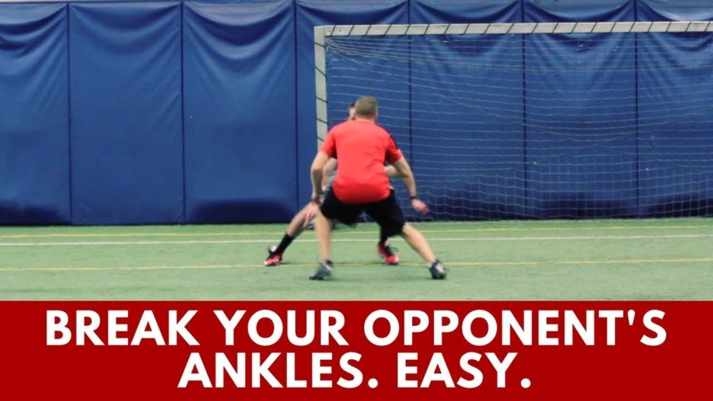 ANKLE BREAKER! Break Ankles with 1 Drill – Improve Your Agility and Quickness (Shadow Drill)