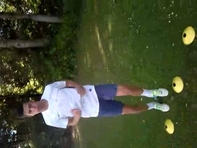football agility exercise – koordinační cvičení fotbal 3