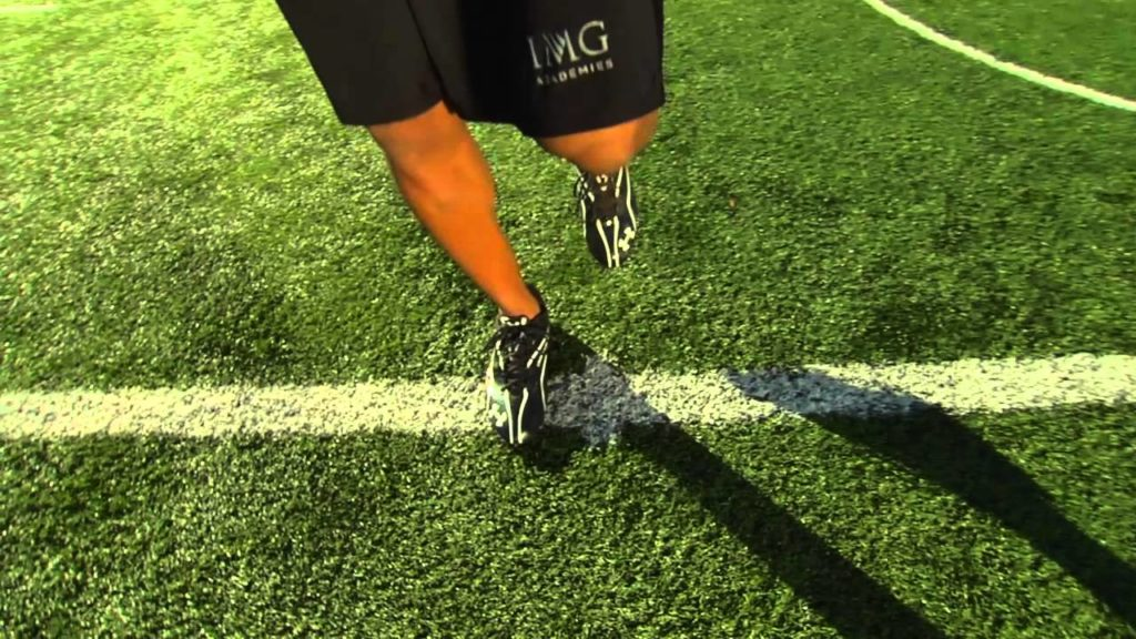 Dynamic Warmup – Footwork, Agility & Acceleration Series by IMG Academy (1 of 6)