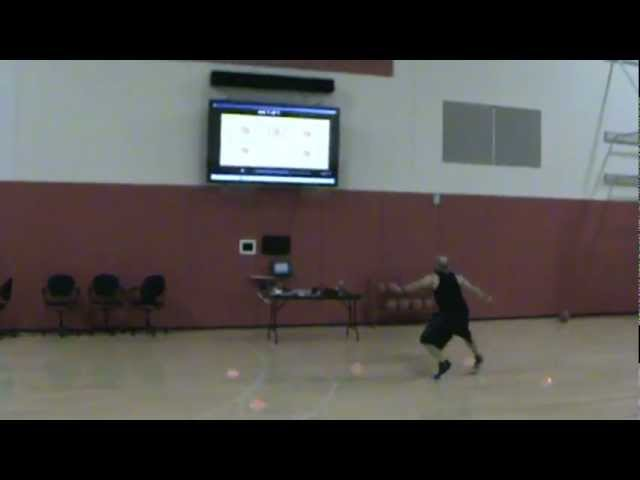 AGILITY CHASER NEBRASKA BASKETBALL SHUFFLE.MPG