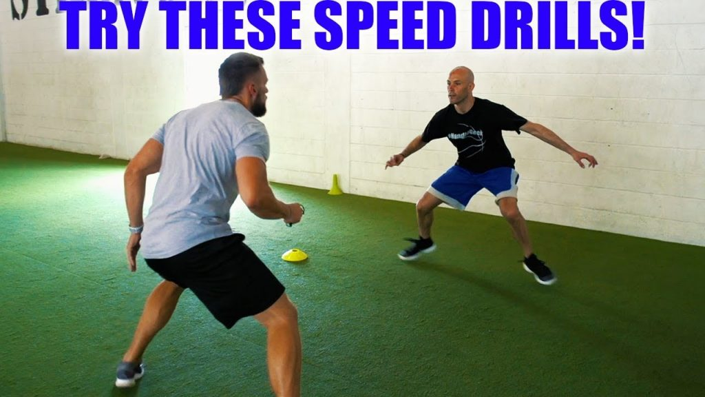 Speed Drills For Basketball: Improve Quickness!