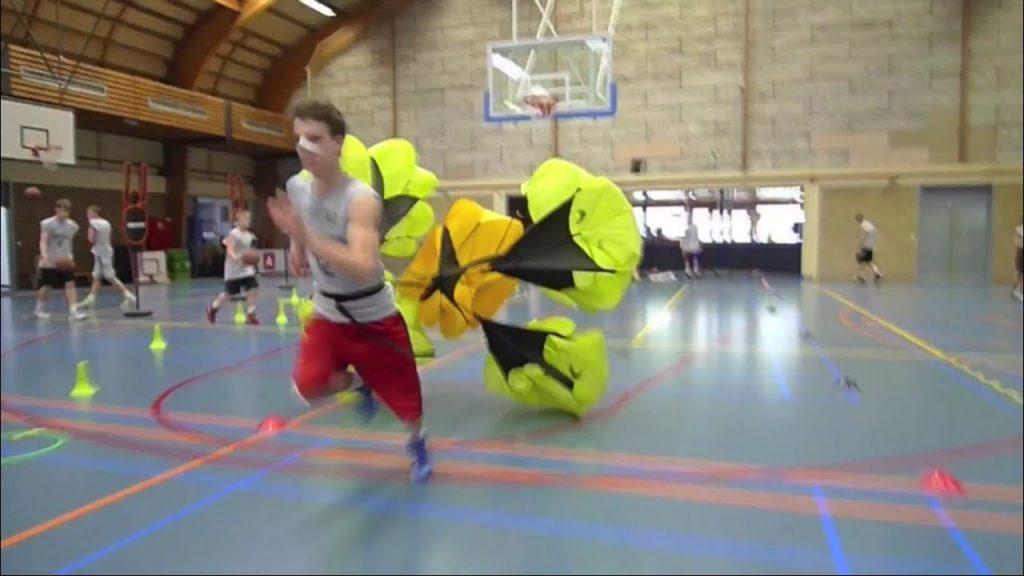 Basketball Development Training Program – Elite Athletes Spring Break Camp 2012