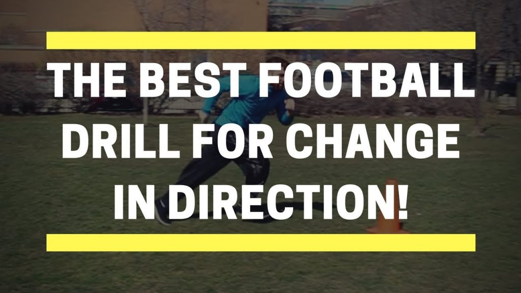Speed And Agility Drill EVERY Football Player Needs To Do!