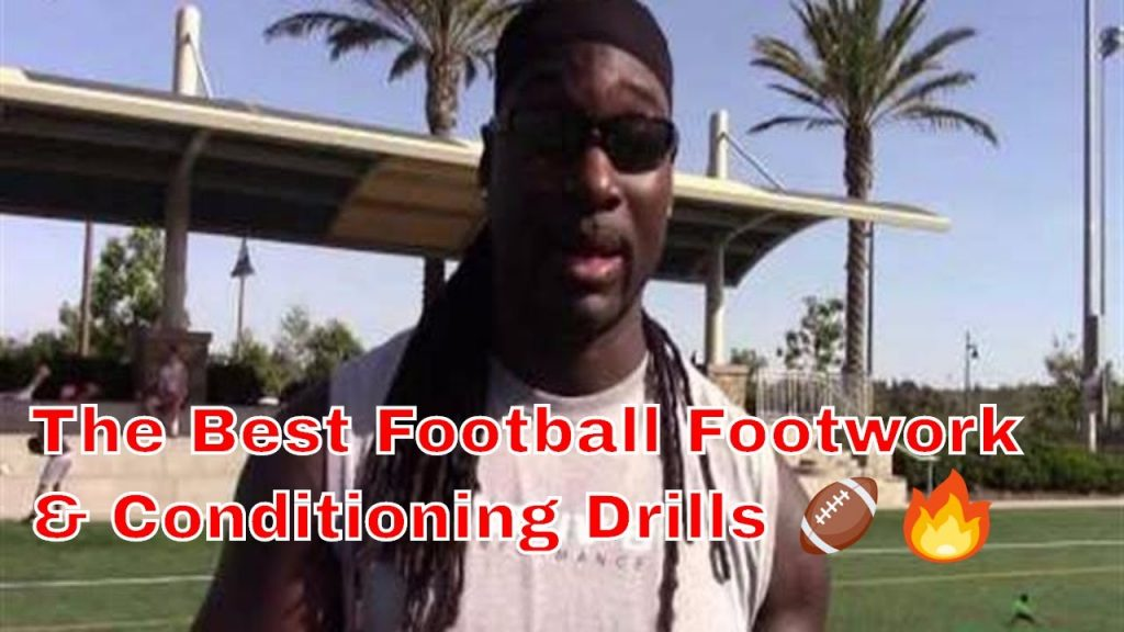 Best Footwork Circuit Drills For Football Conditioning & Agility – Coach John Walker & Erick Zarate