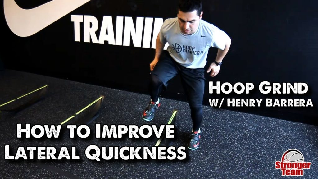 How to Improve Lateral Quickness for Basketball
