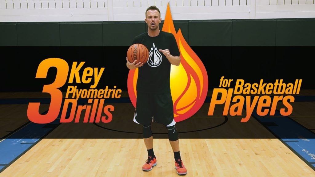 3 KEY Plyometrics Drills For Basketball Players with Coach Alan Stein